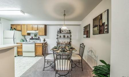 State-of-the-Art Kitchen | Apartments Boise | Rosewood Apartments