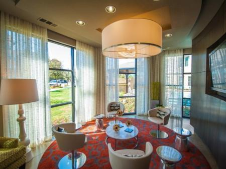 Clubhouse   Luxury Apartments Plano TX