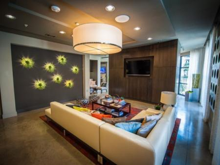 Clubhouse 3   Luxury Apartments Plano TX