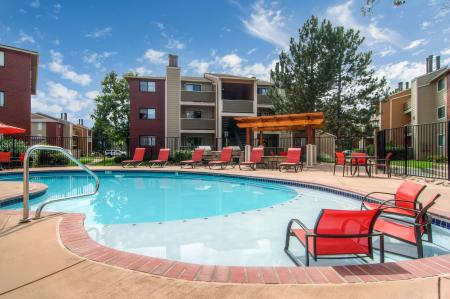 Swimming Pool | Apartments Littleton CO | Terra Vista at the Park 1