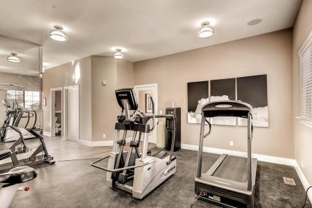 Cutting Edge Fitness Center | Apartments For Rent In Littleton CO | Terra Vista at the Park