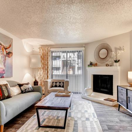 Spacious Living Area | Apartments For Rent In Littleton CO | Terra Vista at the Park