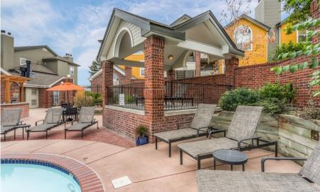 Resort Style Pool | Apartments For Rent In Northglenn Colorado | Keystone Apartments 1