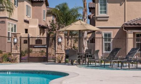 Swimming Pool | Apartments For Rent In Santa Clarita | Townhomes at Lost Canyon
