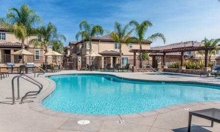 Indoor Pool | Apartments For Rent In Santa Clarita CA | Townhomes at Lost Canyon