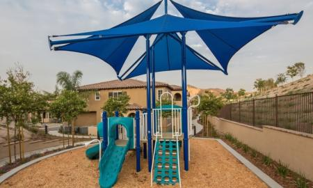 Community Children's Playground | Apartments For Rent In Santa Clarita | Townhomes at Lost Canyon