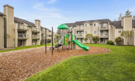 Community Children's Playground | Apartments In Lakewood | Citizen and Oake
