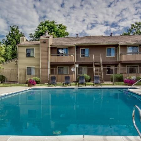 Swimming Pool | Apartments In Denver | Santana Ridge