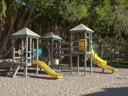 Community Children's Playground | Apartments In Tempe AZ | Flagstone