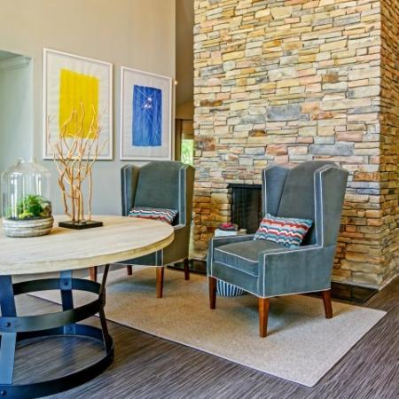 Spacious Resident Club House | Apartments In Alpharetta | The Lakes at Windward