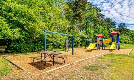 Community Children's Playground | Apartments In Alpharetta GA | The Lakes at Windward