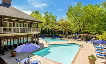 Resort Style Pool | Apartment In Alpharetta GA | The Lakes at Windward