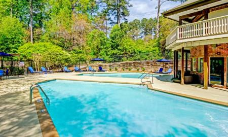 Sparkling Pool | Alpharetta Apartment | The Lakes at Windward