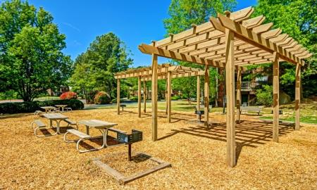 Resident Children's Playground | Alpharetta Apartments | The Lakes at Windward