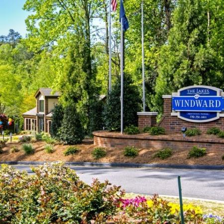 Apartment For Rent In Alpharetta GA | The Lakes at Windward