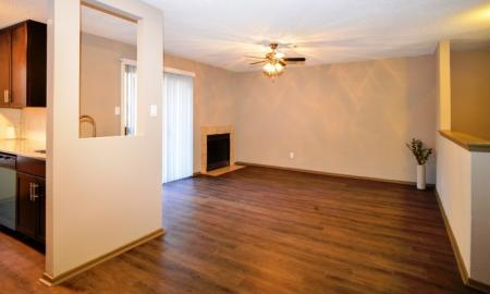 Spacious Living Area | Alpharetta Apartments | The Lakes at Windward