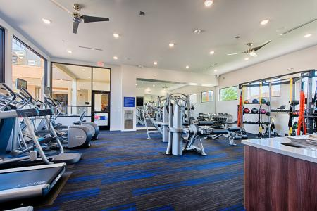 State-of-the-Art Fitness Center | Chandler Arizona Apartments for Rent | The Cooper 202