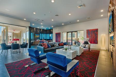 Interior Lobby | Chandler Arizona Apartments for Rent | The Cooper 202