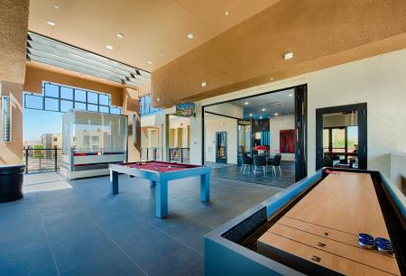 Resident Game Room | Apartments in Chandler | The Cooper 202