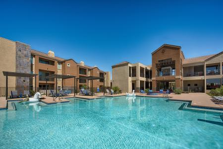 Resort Style Pool | Apartments in Chandler | The Cooper 202