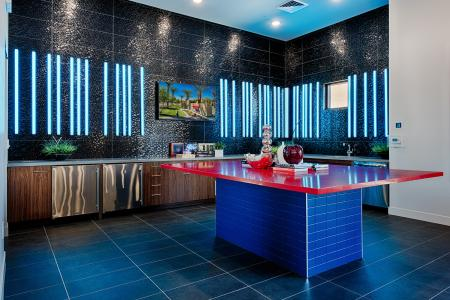 Community Kitchen | Apartments in Chandler | The Cooper 202