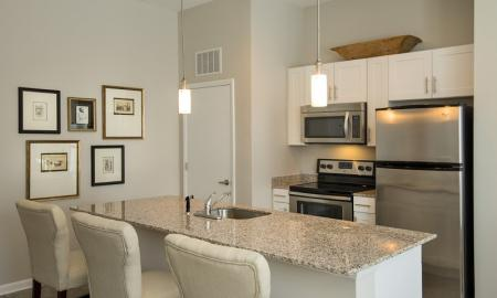 Spacious Kitchen | Apartments For Rent In Mount Pleasant SC | Riviera at Seaside