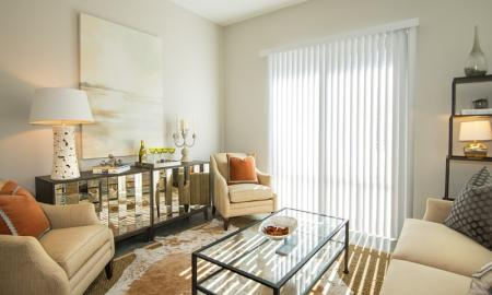 Luxurious Living Room | Apartments For Rent Mount Pleasant SC | Riviera at Seaside