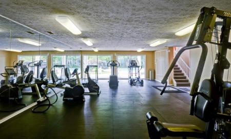 Cutting Edge Fitness Center | Pet Friendly Apartments Indianapolis | Island Club