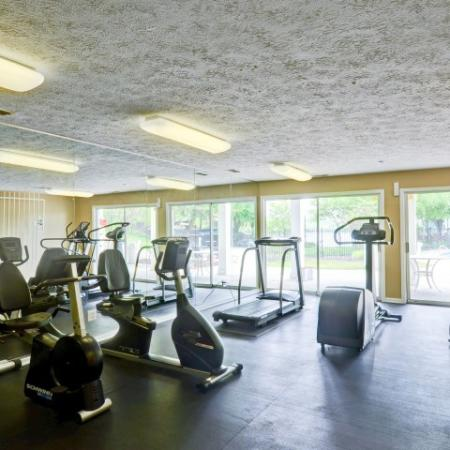 State-of-the-Art Fitness Center | Apartments For Rent Indianapolis | Island Club