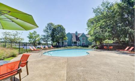 Swimming Pool | Apartments For Rent Indianapolis | Island Club