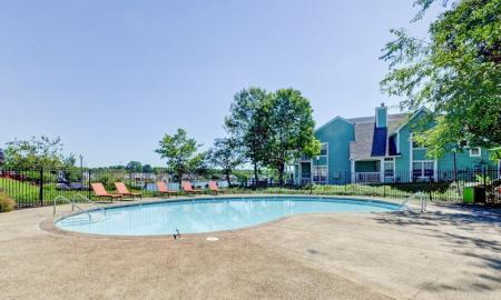 Indoor Pool | Pet Friendly Apartments Indianapolis | Island Club
