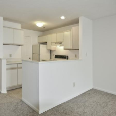 State-of-the-Art Kitchen | Indianapolis Apartments For Rent | Island Club