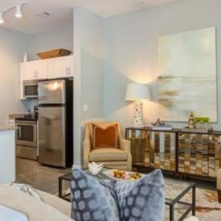 Elegant Living Room | Apartments For Rent In Mount Pleasant SC | Riviera at Seaside