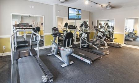 State-of-the-Art Fitness Center | Apartment For Rent Marietta GA | Bellingham Apartments