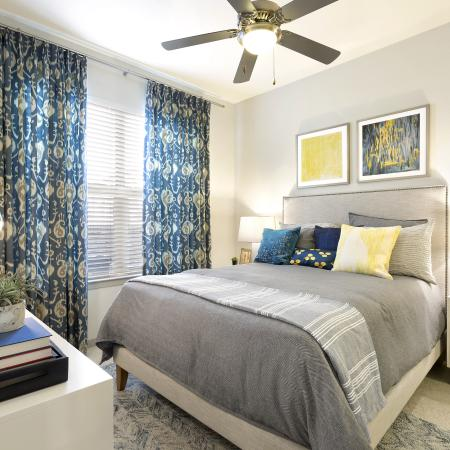 Spacious Master Bedroom   Apartments In Temple Texas   Villas on the Hill