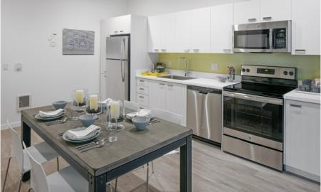 State-of-the-Art Kitchen | Apartments For Rent In Portland Oregon | The Rise Old Town