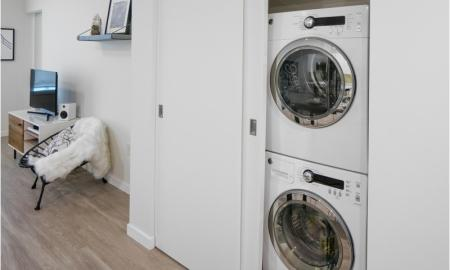 In-home Laundry| Apartment In Beaverton Oregon | The Rise Old Town
