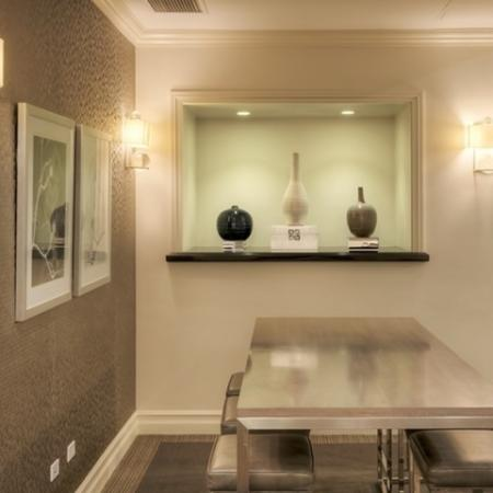 Elegant Resident Club House | Apartments In Chicago IL | The Seneca