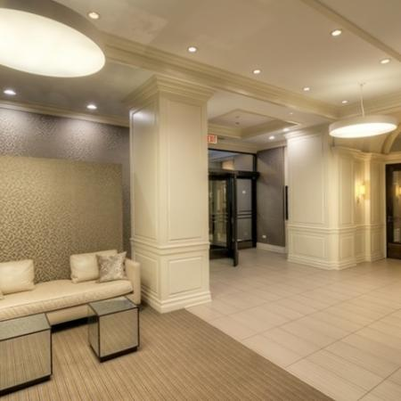Spacious Community Club House | Chicago Apartments Lincoln Park | The Seneca 2