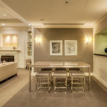 Spacious Community Club House | Chicago Apartments Lincoln Park | The Seneca 3