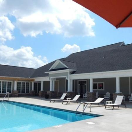 Resort Style Pool | Apartments In White House TN | The Standard at White House