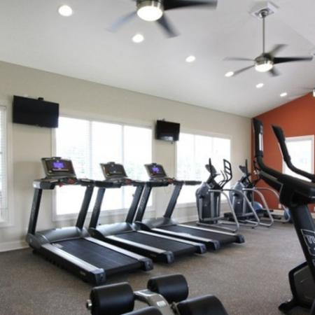 State-of-the-Art Fitness Center | Apartments For Rent In White House TN | The Standard at White House