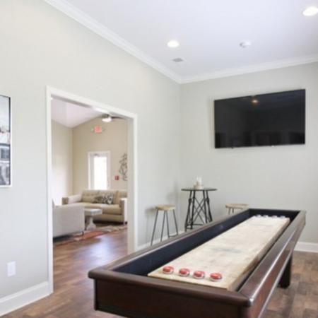 Resident Game Room | Apartments In White House TN | The Standard at White House