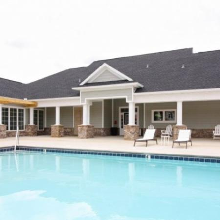 Heated Pool | Apartments Near Nashville TN | The Standard at White House