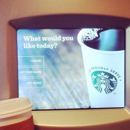 Starbucks Coffee Bar | White House TN Apartments | The Standard at White House
