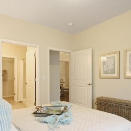 Elegant Master Bedroom | Apartments Near Nashville TN | The Standard at White House