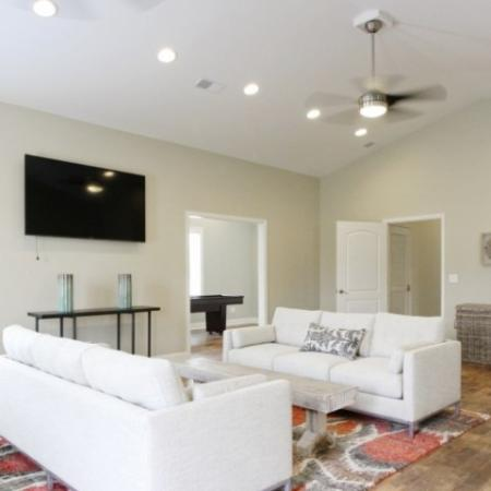Luxurious Living Area | Apartments In White House TN | The Standard at White House