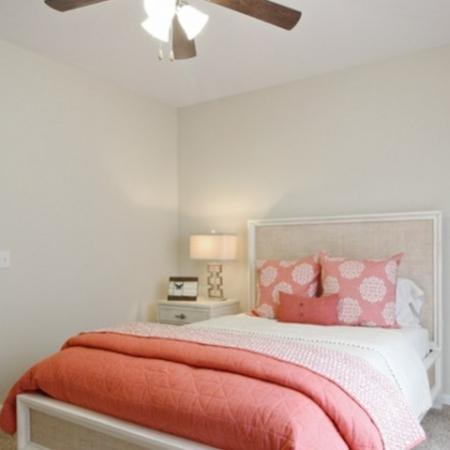 Luxurious Master Bedroom | Apartments In White House TN | The Standard at White House