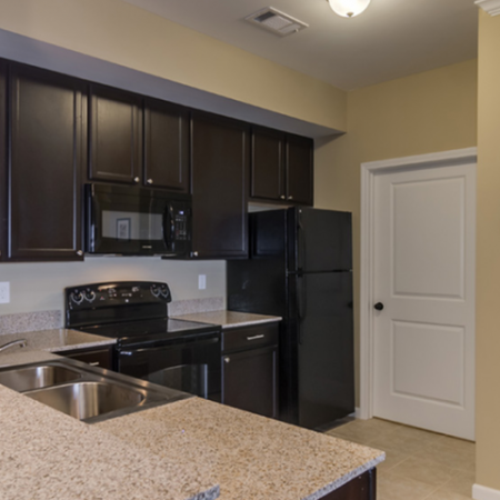 Elegant Kitchen | Apartments In White House TN | The Standard at White House