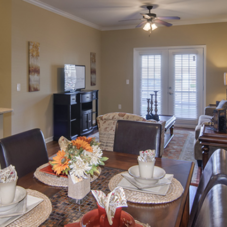 Spacious Dining Room | Apartments In White House TN | The Standard at White House